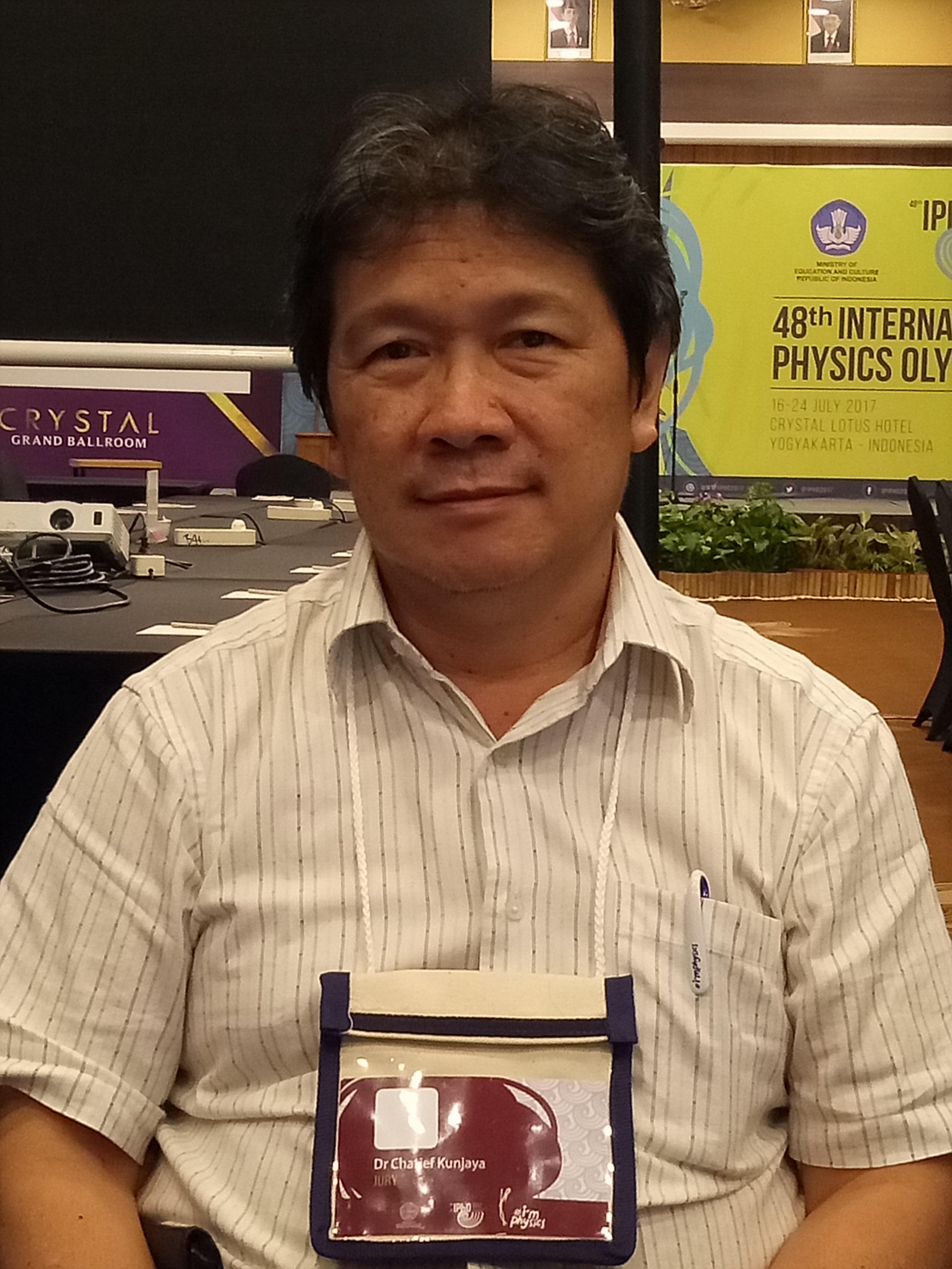 Dr. Chatief Kunjaya, M.Sc.