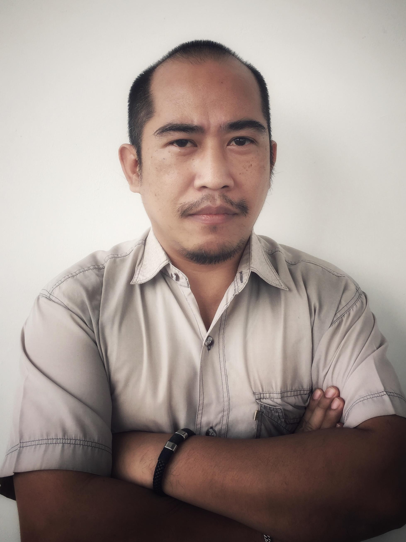 Ferry Mukharradi Simatupang S.Si.,M.Si.