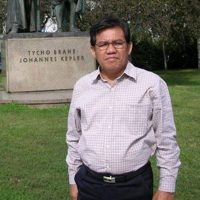 Prof. Dr. Suryadi Siregar, DEA