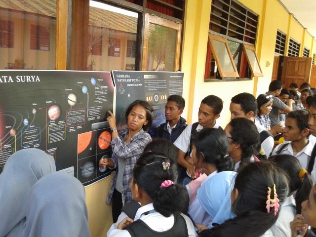Mengembangkan Komunitas dengan IPTEK di Kupang