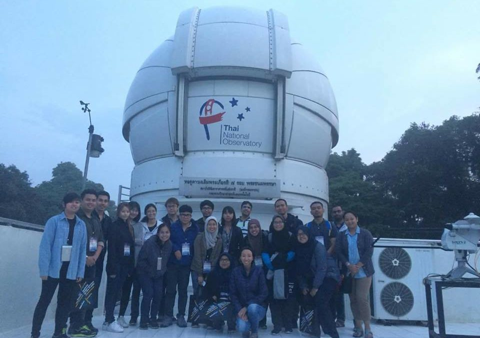 Kolokium Astronomi: NARIT International Astronomical Training Workshop 2018